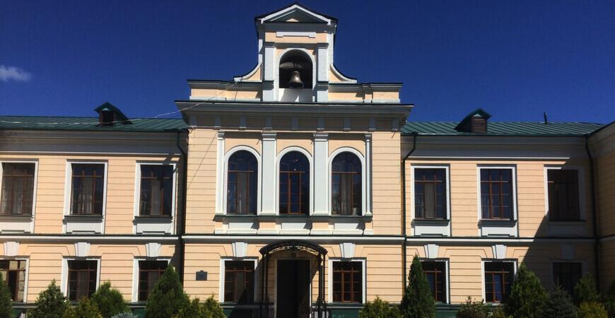 Свято-Никольский мужской монастырь в Саратове
