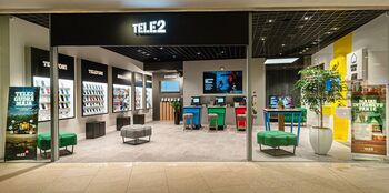 Сервисный центр Tele2