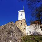Замок в Любляне