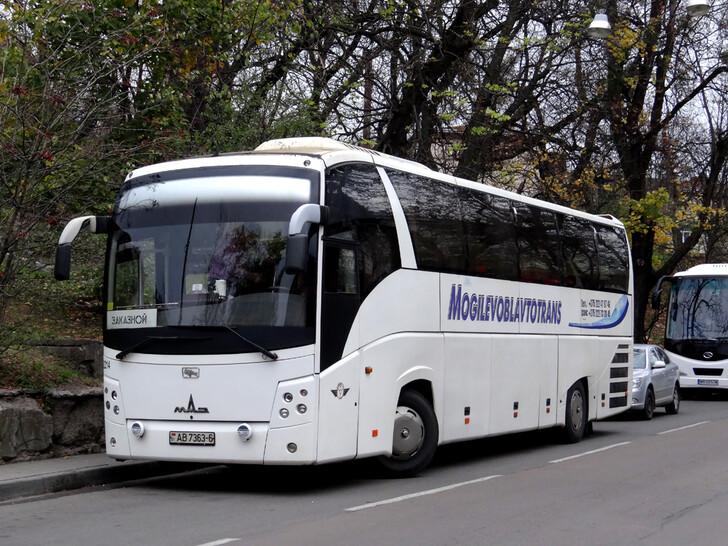 Автобус Москва — Могилёв