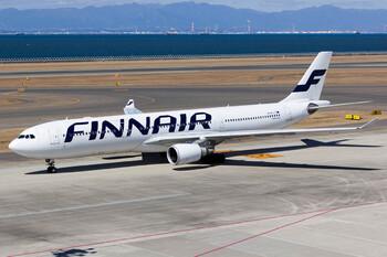 Finnair отменяет рейсы в Москву и Петербург из-за забастовки солидарности