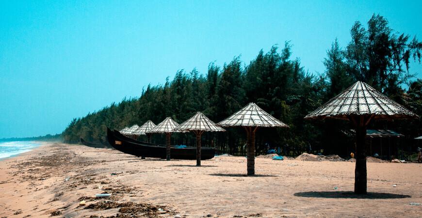 Пляж Черай