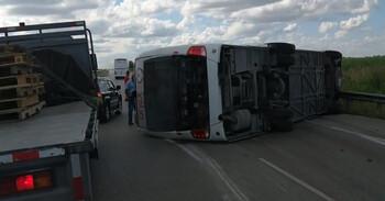 В Доминикане в ДТП с туравтобусом пострадали 27 туристов из РФ