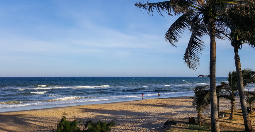 Пляж Тиен Тан