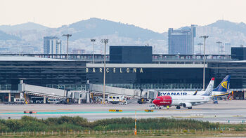 Аэропорт Барселоны Эль Прат