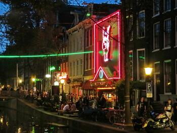 В Амстердаме откажутся от термина «Квартал красных фонарей»