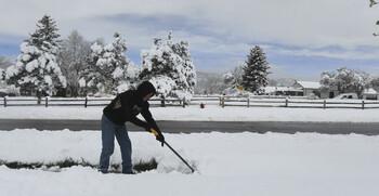 Сильные снегопады ожидаются в США перед Днём Благодарения
