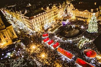 Турфирма ищет блогера для посещения рождественских ярмарок в Европе