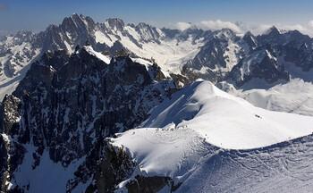 Самые популярные в Instagram горнолыжные курорты Европы