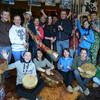 Обучение игре на этнических музыкальных инструментах.