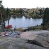 Вид на парк Сапокка
