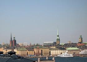 Город на островах — Стокгольм