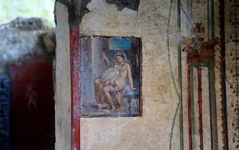 В Помпеях для туристов открывают новые объекты