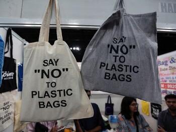 В каких странах нельзя использовать пластиковые пакеты