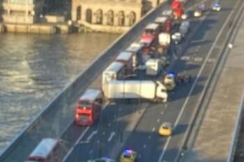 Теракт на Лондонском мосту: двое погибших