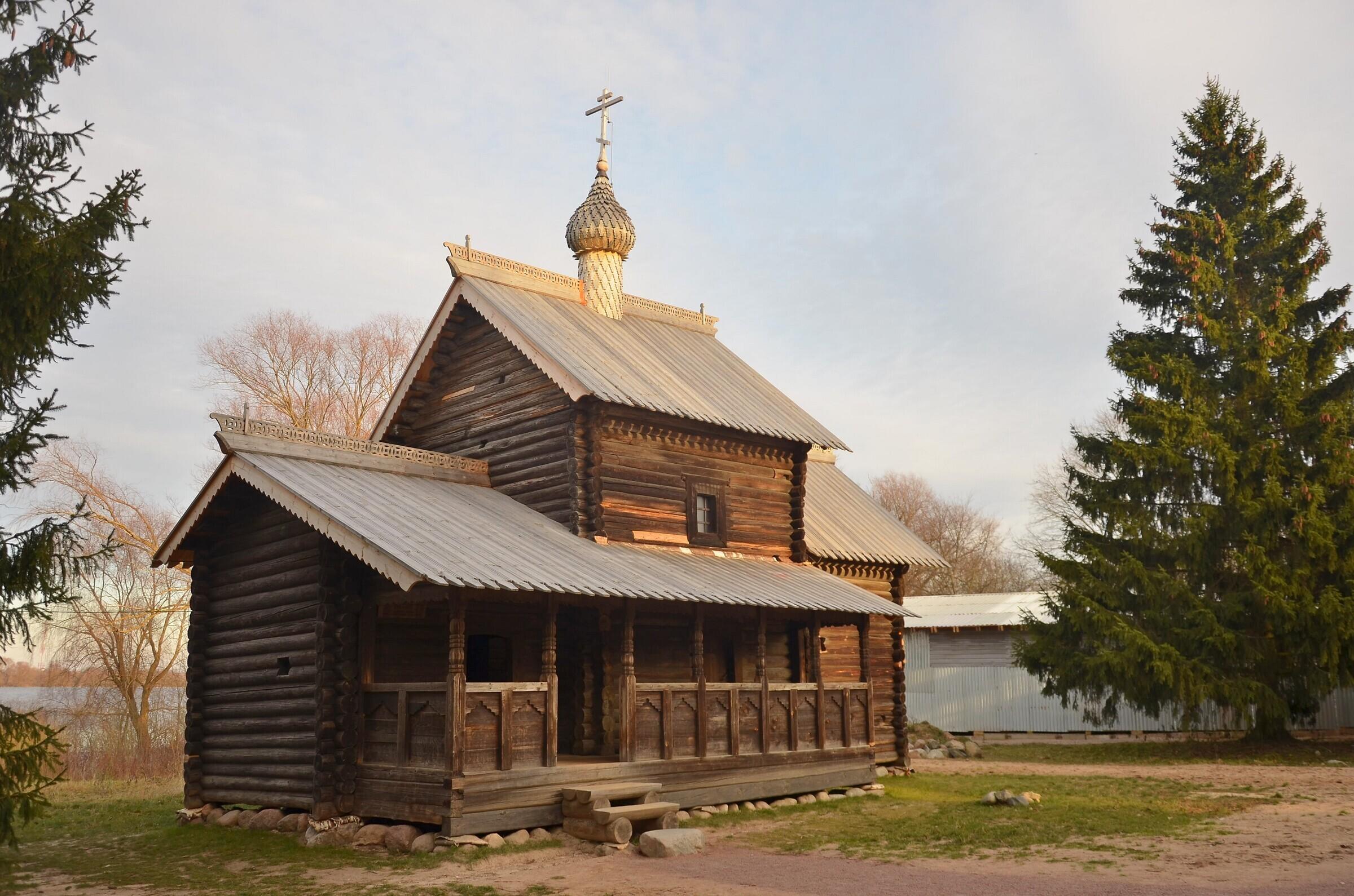 Из Петербурга в Великий Новгород на выходные