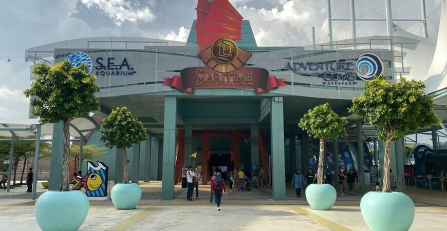 Морской музей в Сингапуре