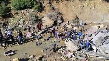В Тунисе в ДТП с автобусом погибли 27 туристов
