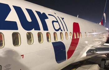 Экипаж Azur Air попал в ДТП в Дубае