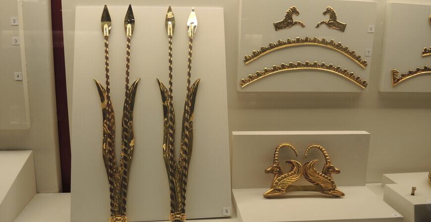 Музей золота и драгоценных металлов