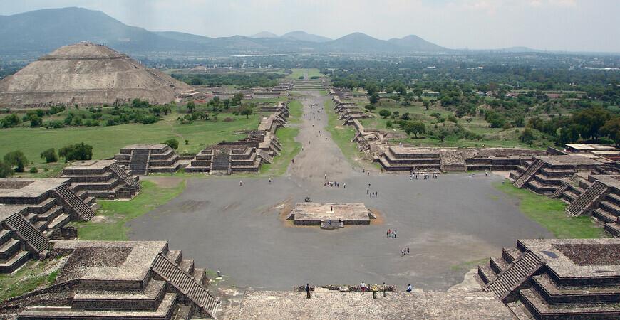 Теотиуакан (Teotihuacan)
