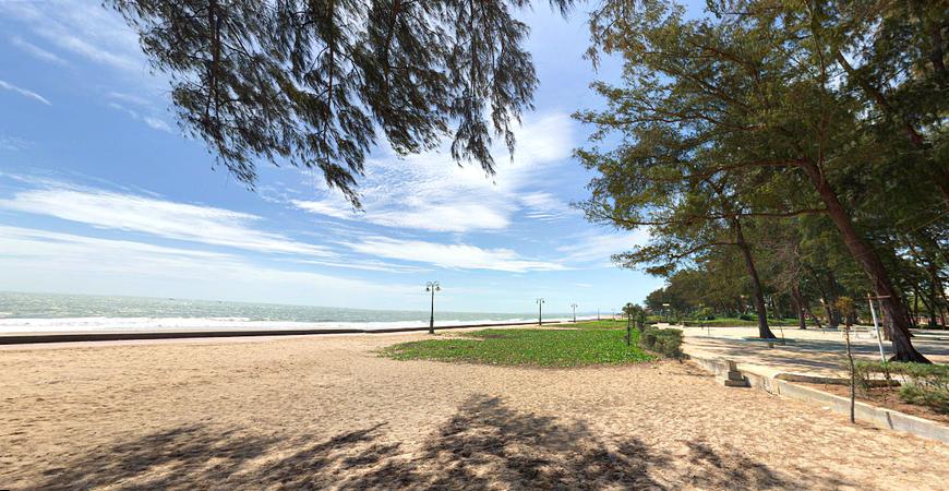 Пляж Дои Дуонг