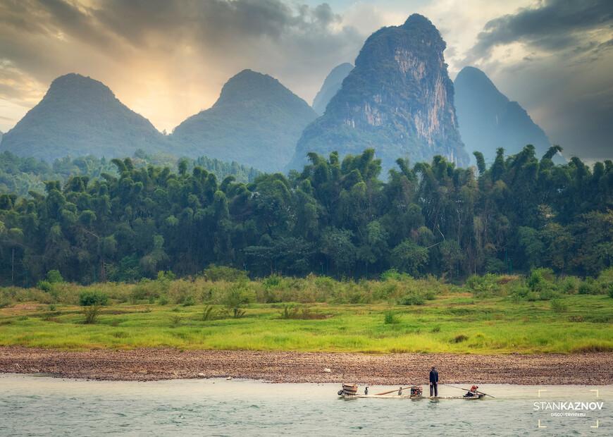 Жизнь на реке Ли