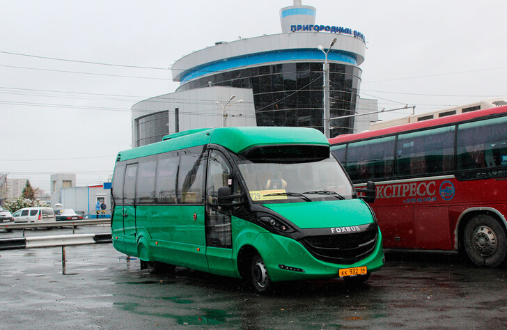 Автобус Челябинск — Екатеринбург