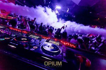 Клуб Opium Barcelona