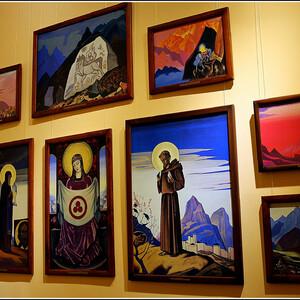 О Рерихах в Монголии.