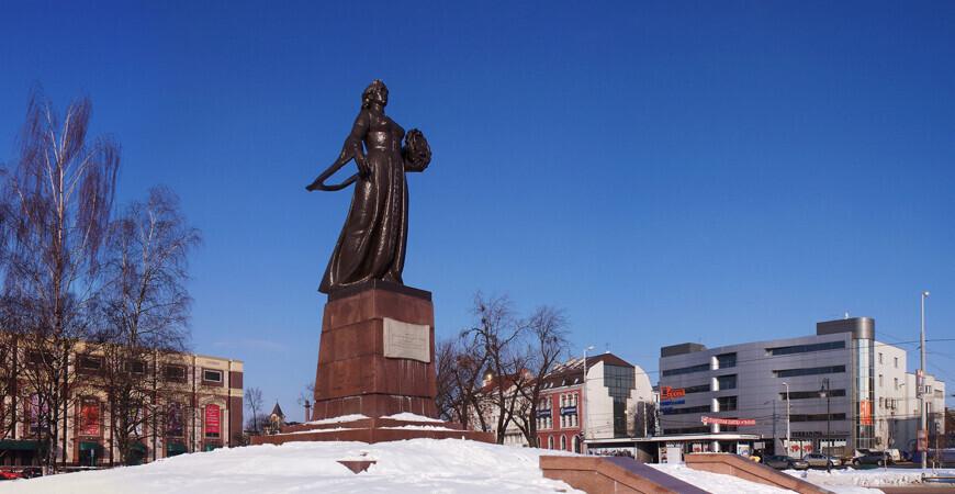Памятник «Родина-мать» в Калининграде