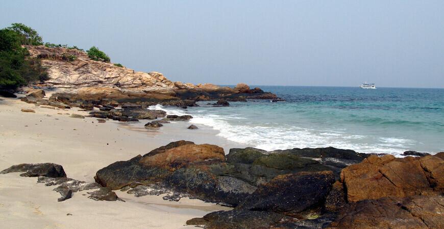 Пляж Ао Нуан