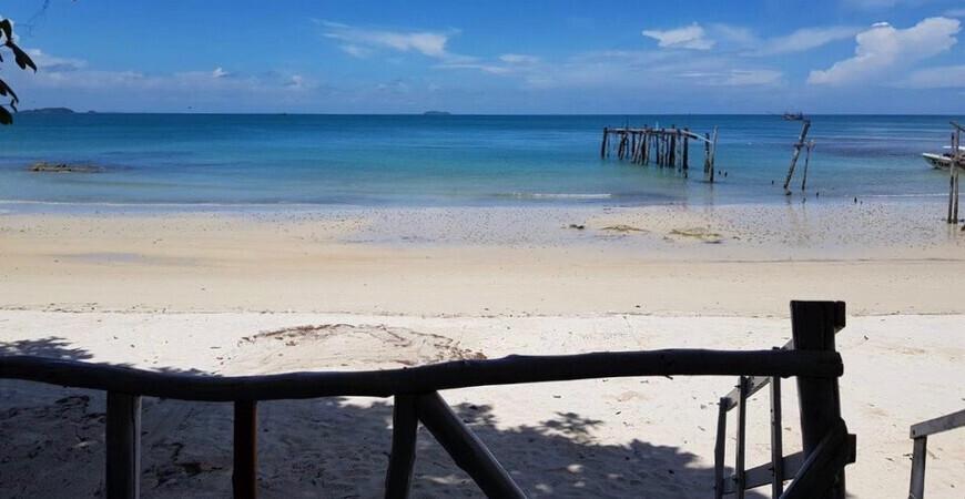 Пляж Ао Лунг Дам