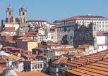Порто , вид с обзорной площадки