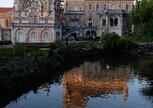 Замок- дворец Буссако