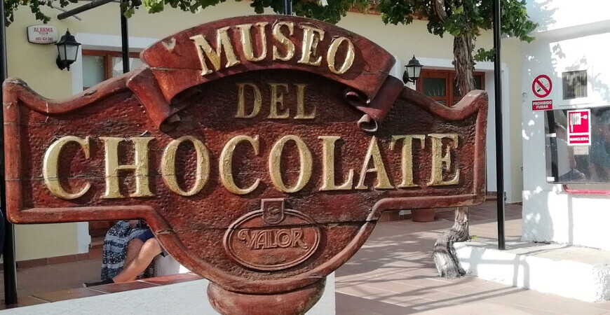Музей шоколада «Valor»