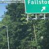По дороге из Нью-Йорка в Вашингтон попадается указатель на городок с весёлым названием:)