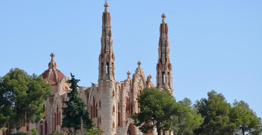 Храм Святой Марии Магдалины в Новельде