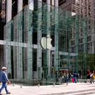 Магазин Apple на Пятой Авеню