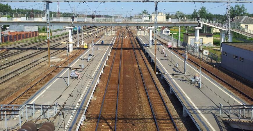 Железнодорожный вокзал Фрязево