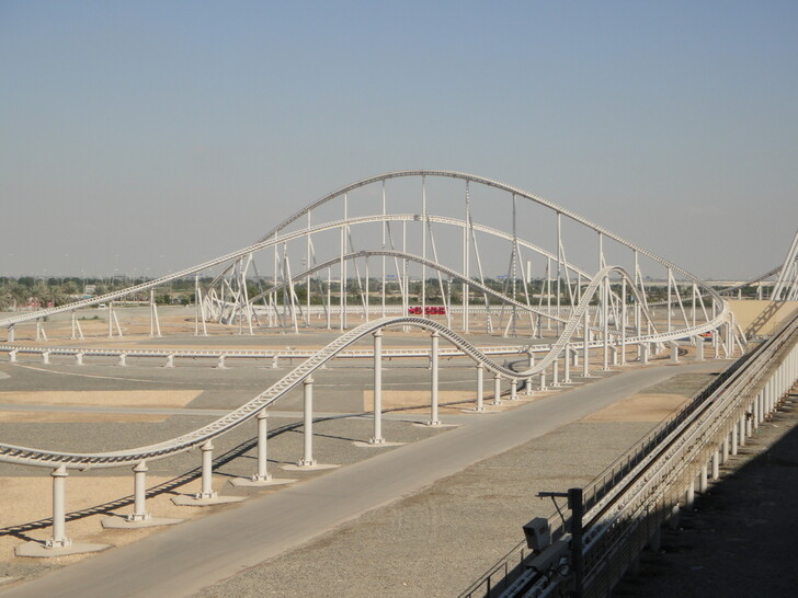 Парк «Ferrari World»