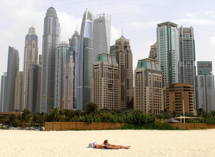 Отдых в ОАЭ в декабре