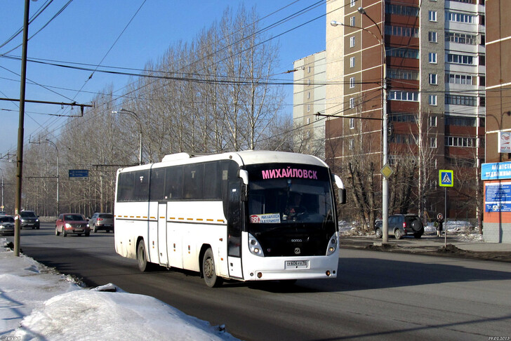 Автобус Екатеринбург — Ревда