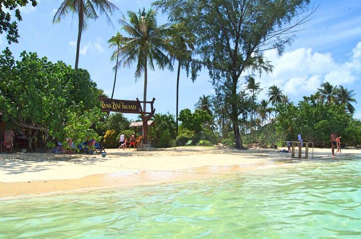 Остров Ранг Яй