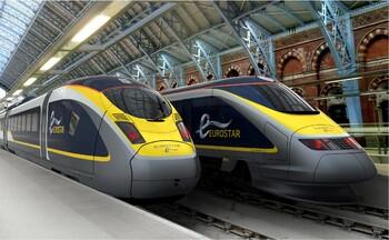 МИД РФ предупреждает туристов об отмене поездов Eurostar во Франции