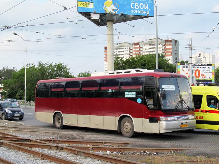 Автобус Екатеринбург — Полевской