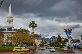 В Анталии объявлен «красный» уровень метеоопасности