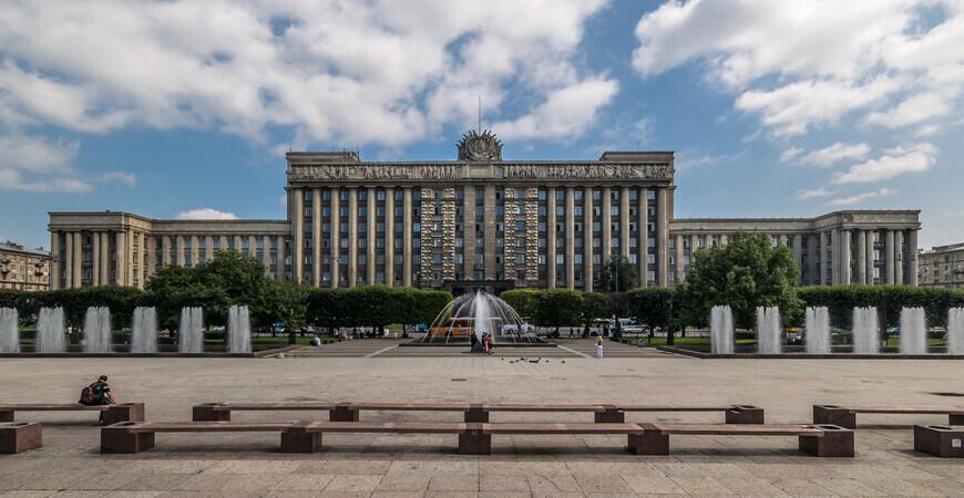 Дом Советов<br/> в Санкт-Петербурге