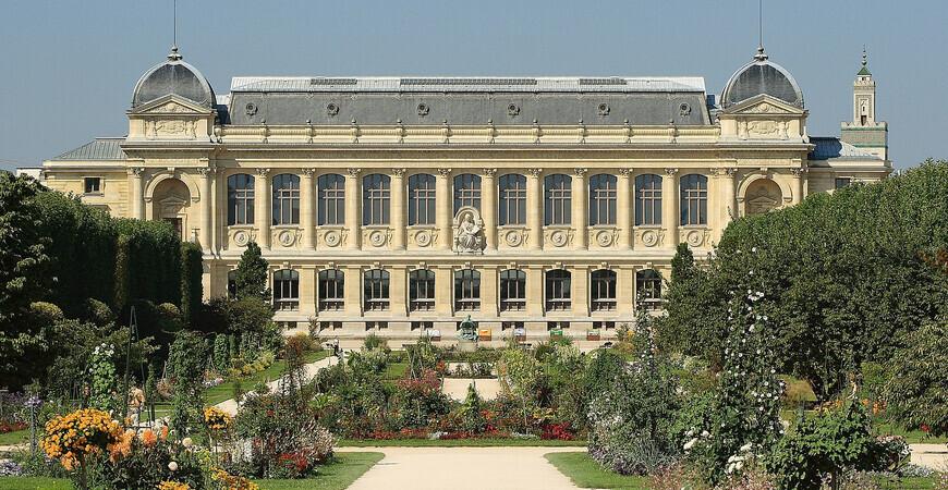 Музей естествознания Парижа