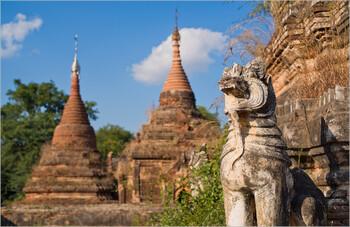 В Мьянме расширили список запрещённых для посещения туристами мест